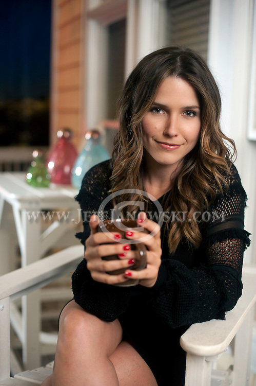 """One Tree Hill"" star Sophia Bush sits down to talk about the final season of Warner Bros. Television series that spanned 9 years of filming in Wilmington, North Carolina."