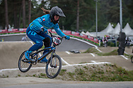 #700 (TORRES Marion) FRA at Round 6 of the 2018 UCI BMX Superscross World Cup in Zolder, Belgium