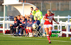 Poppy Pattinson of Bristol City - Mandatory by-line: Paul Knight/JMP - 17/11/2018 - FOOTBALL - Stoke Gifford Stadium - Bristol, England - Bristol City Women v Liverpool Women - FA Women's Super League 1