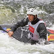 Kayak : Slalom du Mava