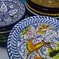 Ceramica El Altozano. Seville, Andalusia, Spain.
