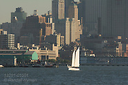 10: HUDSON RIVER NYC BOATS