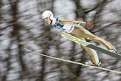 November 19, 2017 - Wisla, Poland - Aleksander Zniszczol (POL), competes in the individual competition during the FIS Ski Jumping World Cup on November 19, 2017 in Wisla, Poland. (Credit Image: © Foto Olimpik/NurPhoto via ZUMA Press)