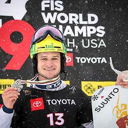 20190204: USA, Snowboarding - FIS Snowboard World Championships 2019
