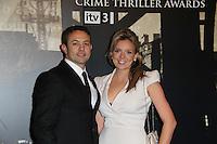 Warren Brown Specsavers Crime Thriller Awards, Grosvenor House Hotel, London, UK. 07 October 2011. Contact: Rich@Piqtured.com +44(0)7941 079620 (Picture by Richard Goldschmidt)