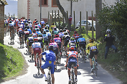 March 9, 2019 - Siena, Italia - Foto LaPresse - Fabio Ferrari.09 Marzo 2019 Siena (Italia).Sport Ciclismo.Strade Bianche 2019 - Gara uomini - da Siena a Siena - 184 km (114,3 miglia).Nella foto: durante la gara...Photo LaPresse - Fabio Ferrari.March, 09 2019 Siena (Italy) .Sport Cycling.Strade Bianche 2018 - Men's race - from Siena to Siena - 184 km (114,3 miles).In the pic: during the race. (Credit Image: © Fabio Ferrari/Lapresse via ZUMA Press)