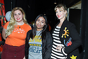 Step Up Women's Network students and actress January Jones