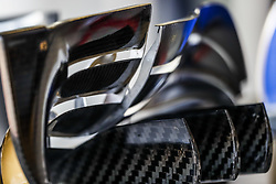 October 27, 2017 - Mexico-City, Mexico - Motorsports: FIA Formula One World Championship 2017, Grand Prix of Mexico, ..technical detail  (Credit Image: © Hoch Zwei via ZUMA Wire)