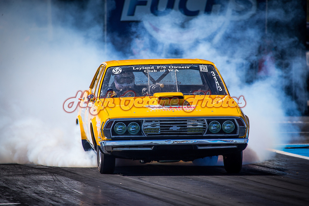 Shot at the Perth Motorplex