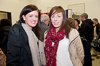 Emer Flaherty and Rebecca McHugh from St Colman's Naional School Commer  at The Galway Education Centre for the launch of the annual Medtronic Foundation Programme. The programme which has been in existence for over ten years now includes the Medtronic Healthy Living Initiative, The Medtronic Scientist of The Future Project and The Medtronic KNEX Challenge..As part of their Healthy Living Initiative, The Medtronic Foundation partners with The Galway Education Centre to run a number of programmes in Galway City and County schools. In 2012, the Medtronic Foundation Community Connections programme included  gymnastics and skipping while a number of schools took part in the schools garden project. Perhaps the most ambitious was the heart dissection initiative which saw Medtronic staff in the classroom taking children as young as 6, step by step through a heart dissection!