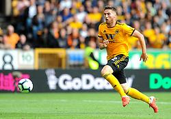 Matt Doherty of Wolverhampton Wanderers in action- Mandatory by-line: Nizaam Jones/JMP- 16/09/2018 - FOOTBALL - Molineux - Wolverhampton, England - Wolverhampton Wanderers v Burnley - Premier League