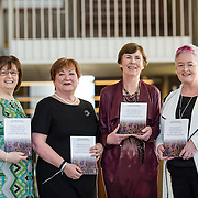 27.01.17<br /> Pictured at the Graduate Entry Medical School, University of Limerick for the launch of 'Introduction to Critical Reflection and Action for Teacher Researchers' were left to right authors, Caitriona McDonagh, Mary Roche, Bernie Sullivan and Mairin Glenn. Picture: Alan Place