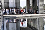 Israel, Jerusalem, The Israel Museum Entrance