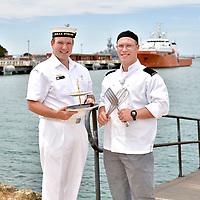 Navy Catering Team