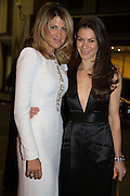 NATALIE LIVINGSTONE; LAURA MAXWELL, The Secret Winter Gala in aid of Save the Children and sponsored by Bulgari. Guildhall. London. 26 November 2013