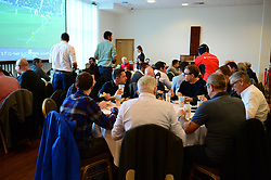 County Suite Dining - Mandatory by-line: Dougie Allward/JMP - 23/11/2019 - RUGBY - Sandy Park - Exeter, England - Exeter Chiefs v Glasgow Warriors - Heineken Champions Cup