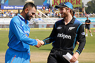 Cricket - India v New Zealand 4th ODI at Ranchi