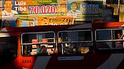 Belo Horizonte_MG, Brasil...Poluicao visual na Avenida Antonio Carlos no bairro Cachoeirinha.     ..The visual pollution in Antonio Carlos avenue in Cachoeirinha neighborhood. ..Foto: LEO DRUMOND /  NITRO