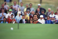 Seve Ballesteros<br /> The Open Championship 1993<br /> Picture Credit:  Mark Newcombe / visionsingolf.com