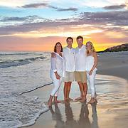 LeBourgeois-Kearney Family Beach Photos