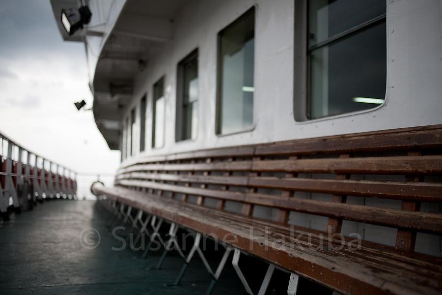 Ferry, Istanbul to Yalova, Turkey.