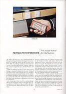 Annual Report for Danderyds Hospital, Sweden