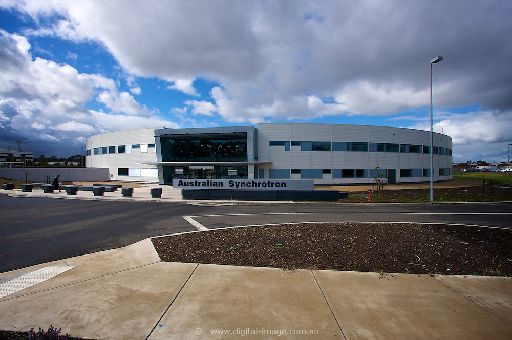 The Australian Synchrotron Building, Clayton, Victoria, Australia