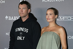 November 9, 2019, Culver City, CA, USA: LOS ANGELES - NOV 9:  Sam Worthington, Lara Bingle at the 2019 Baby2Baby Gala Presented By Paul Mitchell at 3Labs on November 9, 2019 in Culver City, CA (Credit Image: © Kay Blake/ZUMA Wire)