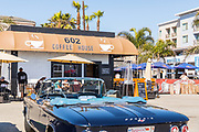 602 Coffee House on Coast Highway In Huntington Beach