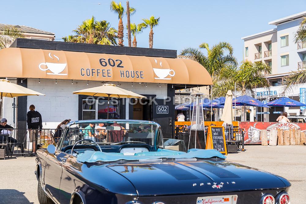 602 Coffee House on Coast Highway In Huntington Beach
