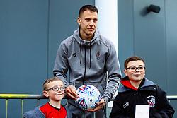 Filip Benkovic of Bristol City arrives - Rogan/JMP - 12/02/2020 - Ashton Gate Stadium - Bristol, England - Bristol City v Derby County - Sky Bet Championship.