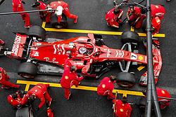 October 27, 2018 - Mexico-City, Mexico - Motorsports: FIA Formula One World Championship 2018, Grand Prix of Mexico, .#7 Kimi Raikkonen (FIN, Scuderia Ferrari) (Credit Image: © Hoch Zwei via ZUMA Wire)