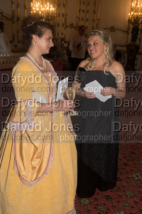 COUNTESSA VIRGINIE JACQUELINE ASINORI DI SAN MARZIANO; ILONA BAVKINA, The 20th Russian Summer Ball, Lancaster House, Proceeds from the event will benefit The Romanov Fund for RussiaLondon. 20 June 2015