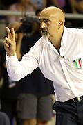 Taranto 08-06-2011<br /> Qualifying Tournament Eurobasket Women 2011<br /> Italia-Romania<br /> Nella foto Giampiero Ticchi<br /> Foto di Ciamillo-Castoria