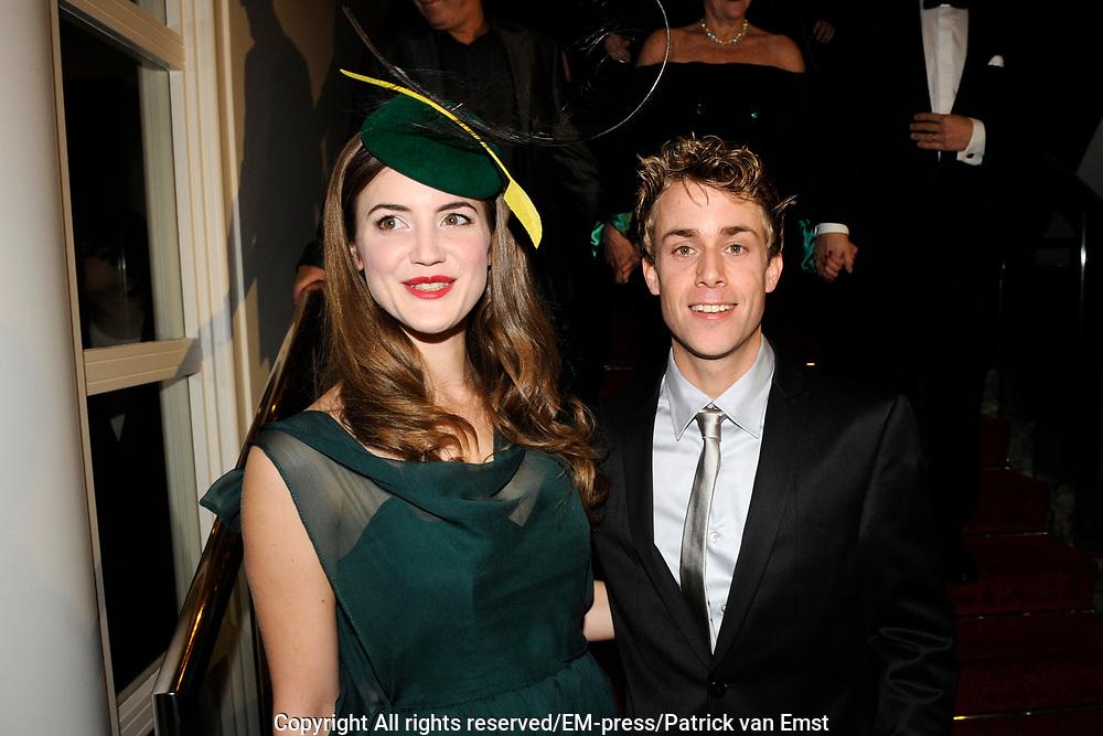 Premiere musical Wicked in het Circus Theater, Scheveningen.<br /> <br /> Op de foto: