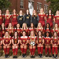 USC 2017 Women's Soccer Headshots
