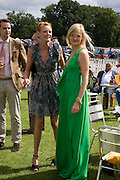 OLIVIA INGE; ALEXIA INGE 2008 Veuve Clicquot Gold Cup Polo final at Cowdray Park. Midhurst. 20 July 2008 *** Local Caption *** -DO NOT ARCHIVE-© Copyright Photograph by Dafydd Jones. 248 Clapham Rd. London SW9 0PZ. Tel 0207 820 0771. www.dafjones.com.