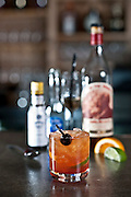 Rafael Tenjo's specialty drinks