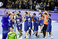 Joie Montpellier - 05.03.2015 - Montpellier / Cesson Rennes - 17eme journee de Division 1<br />