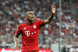 04.08.2015, Allianz Arena, Muenchen, GER, AUDI CUP, FC Bayern Muenchen vs AC Mailand, im Bild Douglas Costa (FC Bayern Muenchen #11) // during the 2015 AUDI Cup Match between FC Bayern Muenchen and AC Mailand at the Allianz Arena in Muenchen, Germany on 2015/08/04. EXPA Pictures © 2015, PhotoCredit: EXPA/ Eibner-Pressefoto/ Schüler<br /> <br /> *****ATTENTION - OUT of GER*****