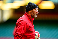 Robin McBride during the training session - Photo mandatory by-line: Ryan Hiscott/JMP - 29/10/2018 - RUGBY - Principality Stadium - Cardiff, Wales - Autumn Series - Wales Rugby Open Training Session