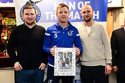 Man of the match - Mandatory by-line: Dougie Allward/JMP - 15/02/2020 - FOOTBALL - Memorial Stadium - Bristol, England - Bristol Rovers v Blackpool - Sky Bet League One