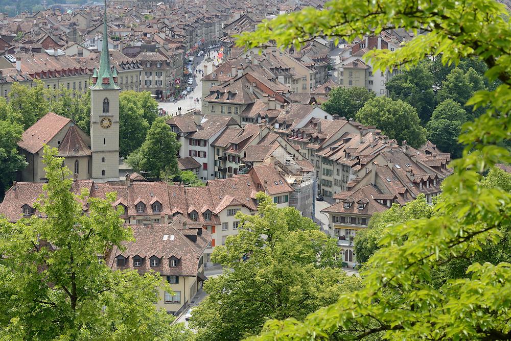 Europe; Switzerland; Bern, center, old town