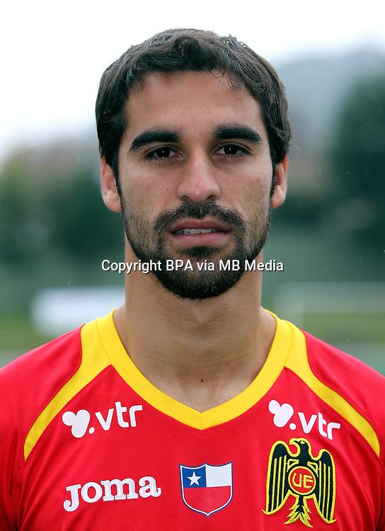 Chile Football League Serie A  /<br /> ( Union Espanola ) - <br /> Sebastian Oscar Jaime