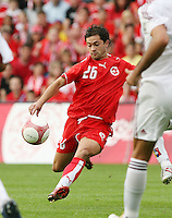 Fussball International Laenderspiel Schweiz - Venezuela Alberto REGAZZONI (SUI)