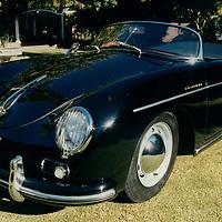 Porsche 356 Speedster, 1600, Super, owned by Ian Fraser-Jones in Johannesburg, South Africa, 1996