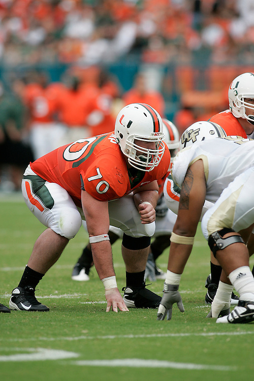 2008 Miami Hurricanes Football vs Central Florida