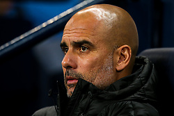 Manchester City manager Pep Guardiola - Mandatory by-line: Robbie Stephenson/JMP - 01/10/2019 - FOOTBALL - Etihad Stadium - Manchester, England - Manchester City v Dinamo Zagreb - UEFA Champions League Group Stage