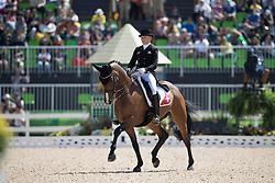 Krinke-Susmelj Marcela, SUI, Smeyers Molberg<br /> Olympic Games Rio 2016<br /> © Hippo Foto - Dirk Caremans<br /> 11/08/16