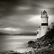 Cloch lighthouse, Firth of Clyde, Gourock, Inverclyde, Scotland